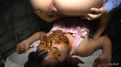 男女共用 食糞便器女サンプル17