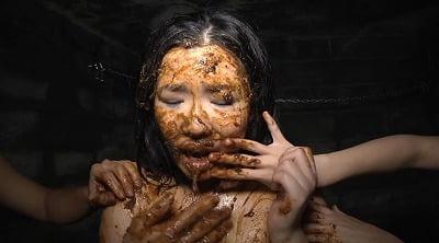 男女共用 食糞便器女サンプル9