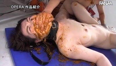 糞豚臭恥12 ~食糞アナル鼻フック調教~サンプル9