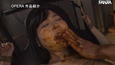 排泄少女3 ~潮吹きドM少女を初糞アナルSM拷問~ 杠えなサンプル22