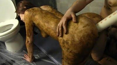 キ●ガイ美人 糞喰い女 正真正銘本物ウンコ 星川麻美サンプル6