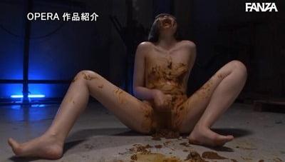 糞喰らい少女 ~糞尿まみれ食糞地獄~ 衣織サンプル20