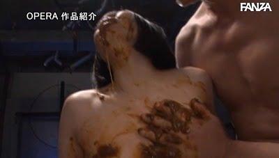 糞喰らい少女 ~糞尿まみれ食糞地獄~ 衣織サンプル22