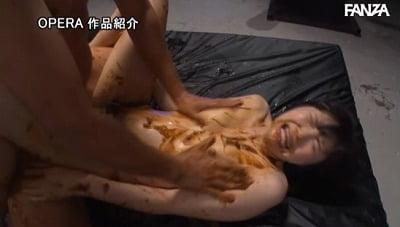 糞喰らい少女 ~糞尿まみれ食糞地獄~ 衣織サンプル24