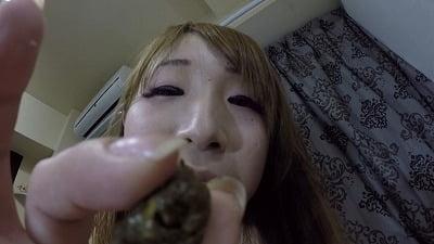 スカトロ主観AV!日本一大便食べた男、八神レイ監督作品第二弾サンプル10