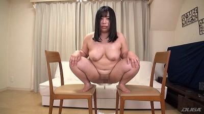 巨乳ぽっちゃり美女(身長145センチIカップ)の6脱糞を収録サンプル4