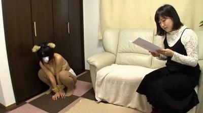 女AV監督【野崎あんにん】作品!可愛いペットのスカトロプレイサンプル13