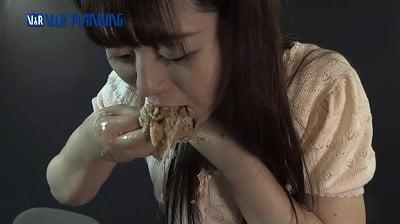 AV初出演にしてアナルSEX&スカトロに挑む新人【乙女るる】サンプル3