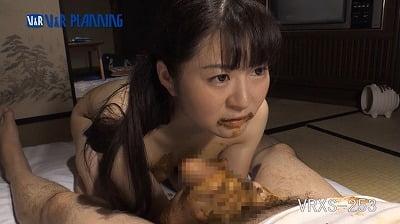 限りなく拡がる制服少女の肛門【乙女るる】脱糞・塗糞・ゲロ有りサンプル22