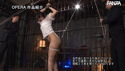 【小日向まい】30代半ばの女性が体を張ったスカトロ拷問に挑むサンプル3