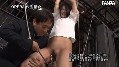【小日向まい】30代半ばの女性が体を張ったスカトロ拷問に挑むサンプル7