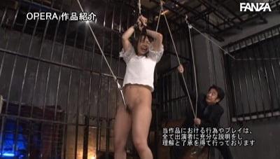 【小日向まい】30代半ばの女性が体を張ったスカトロ拷問に挑むサンプル9