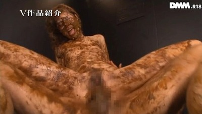 【大便拷問研究所】誘拐された女は脱糞・食糞・セックス快楽地獄サンプル14