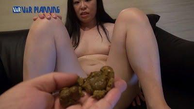 人前での初排泄!現役お嬢様女子大生の脱糞を個人撮影したAVサンプル5