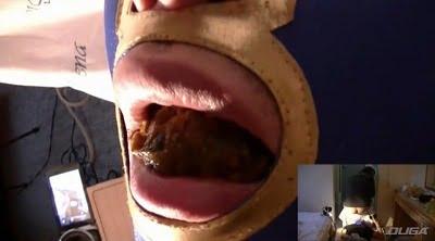 【黄金完食プライベートプレイ】変態食糞マニア個人撮影動画サンプル14