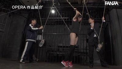 ハードアナル責め!【V(ヴイ)×オペラ】コラボ超絶拷問第2弾サンプル3