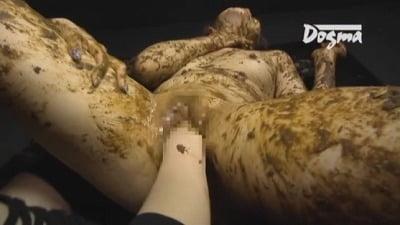 ウンコ食べたい・塗りたい女【黒田麻世】最強の糞ビデオに登場!サンプル20