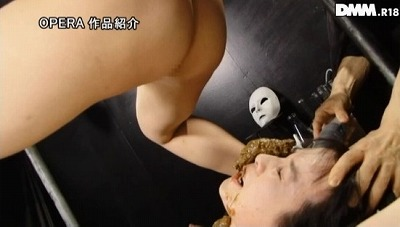 究極の糞まみれ!狂気の【大便拷問研究所】にメイド少女を招待サンプル24