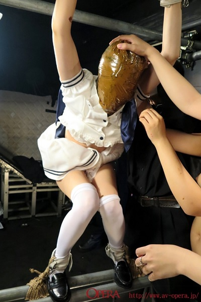 究極の糞まみれ!狂気の【大便拷問研究所】にメイド少女を招待サンプル8