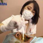 スカトロ歯医者は排泄物で治療!小便うがい薬&ウンコ歯磨きサンプル18