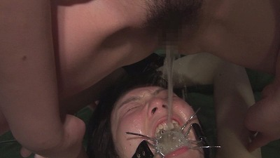 ハードスカトロ小便責め!レズスカで顔面騎乗強制飲尿サンプル8