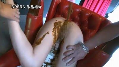 排泄少女【綾瀬もも乃】剃毛アナル拷問!マンぐり脱糞顔面直撃!サンプル5