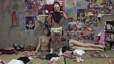 【マサキ真司】原作「毒姫の蜜」 実写第3弾「香奈」ブルマ少女サンプル40